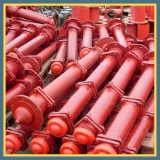Гидрант пожарный подземный 2500 мм ГОСТ 8220-85