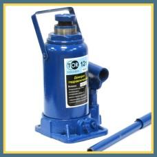 Домкрат гидравлический бутылочный 140 мм 6 тн
