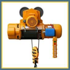 Таль электрическая цепная передвижная 1 тн 12000 мм Tor HHBD-T 128212