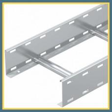 Кабельный лоток лестничного типа 100x100x1 мм KM