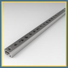 Профиль для монтажа лотков П-образный 3000x25x25 мм