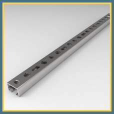 Профиль для монтажа лотков П-образный 3000x30x30 мм
