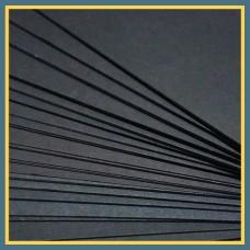 Капролон графитонаполненный листовой 20х1000х1000 мм ПА-6 МГ