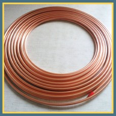 Труба медная для кондиционеров 15,88х1,78 мм М1 ГОСТ 617-2006