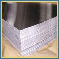 Лист алюминиевый 0,5 мм АМГ3М EU