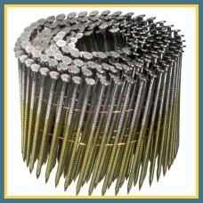 Гвоздь барабанный 3.1x88 мм DIN EN 10230 Coils RT бар. 250 шт