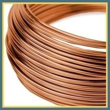 Проволока бронзовая сварочная 3,5 мм БрАЖМц10-3-1,5 ГОСТ 16130-90