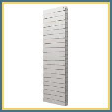 Радиатор биметаллический 1760х590 Royal Thermo PianoForte Silver Satin Tower