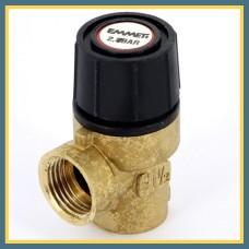 """Клапан предохранительный угловой 11/4"""" (32 мм) Danfoss"""