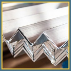 Уголок алюминиевый 15х15х1,5х3000 АД31Т1 ГОСТ 8617-81